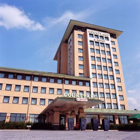 Marriot by Courtyard Hotel Hoofddorp