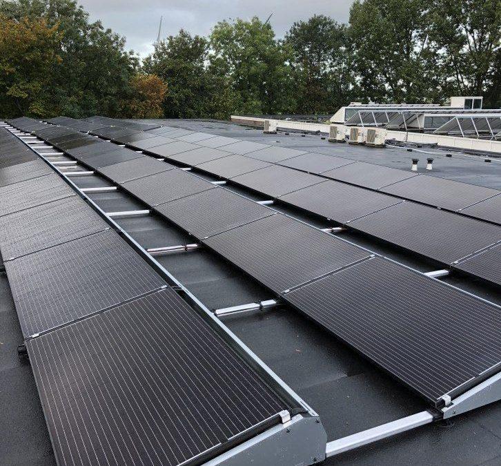'Nog' duurzamere bedrijfsvoering bij Kampschreur projectstofferingen